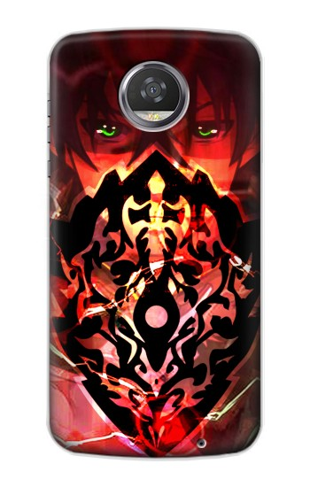 Printed The Rising Of The Shield Hero Curse Shield HTC Desire 310 Case