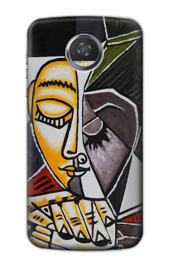Printed Pablo Picasso Painting HTC Desire 310 Case