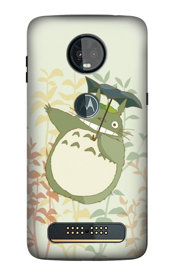 Printed My Neighbor Totoro Motorola Moto Z3, Z3 Play Case