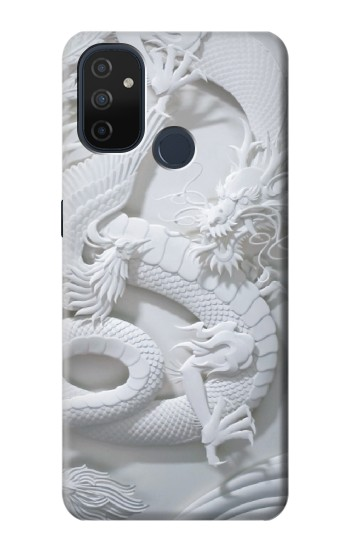 Printed Dragon Carving OnePlus Nord N100 Case