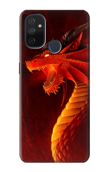 Printed Red Dragon OnePlus Nord N100 Case