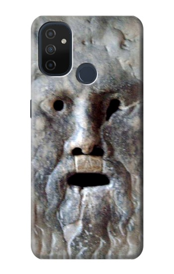 Printed Rome The Mouth of Truth OnePlus Nord N100 Case