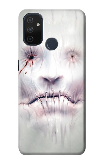 Printed Horror Face OnePlus Nord N100 Case