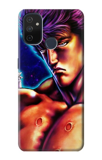 Printed Fist of the North Star Hokuto no Ken Kenshiro OnePlus Nord N100 Case