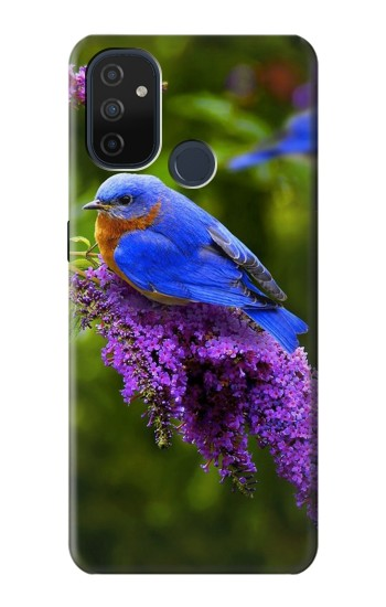 Printed Bluebird of Happiness Blue Bird OnePlus Nord N100 Case