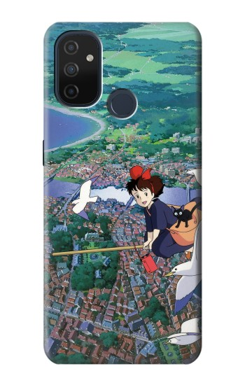 Printed Kiki Delivery Service OnePlus Nord N100 Case