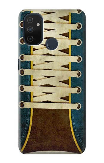 Printed Shoestring Graphic Printed OnePlus Nord N100 Case
