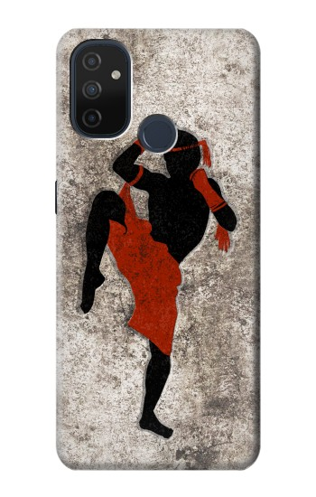 Printed Muay Thai Fight Boxing OnePlus Nord N100 Case