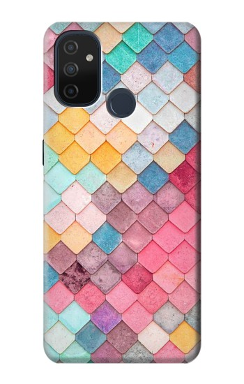 Printed Candy Minimal Pastel Colors OnePlus Nord N100 Case