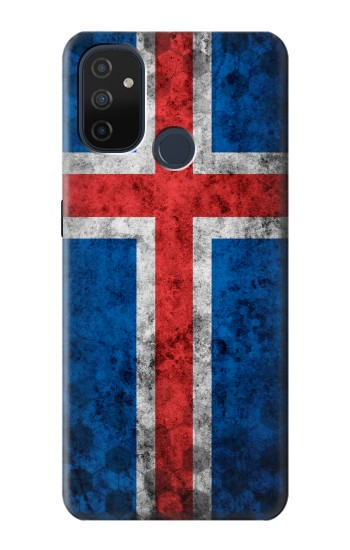 Printed Iceland Football Flag OnePlus Nord N100 Case