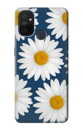 Printed Daisy Blue OnePlus Nord N100 Case