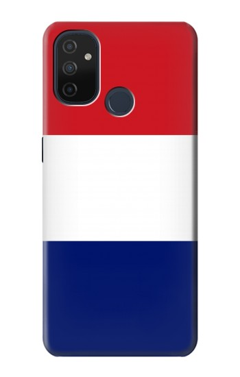 Printed Flag of France and the Netherlands OnePlus Nord N100 Case