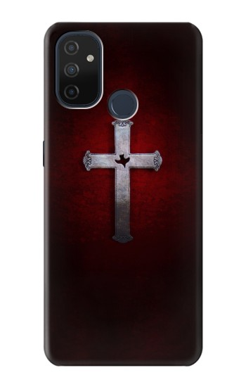 Printed Christian Cross OnePlus Nord N100 Case