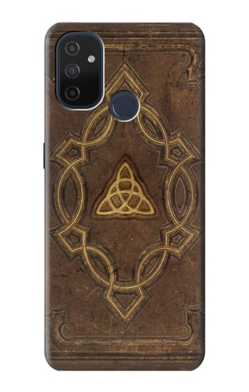 Printed Spell Book Cover OnePlus Nord N100 Case