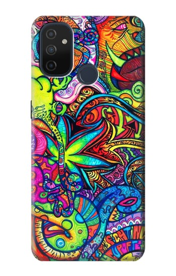 Printed Colorful Art Pattern OnePlus Nord N100 Case