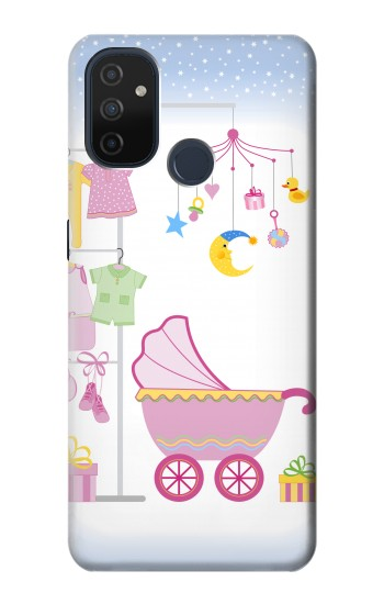 Printed Baby Supplies OnePlus Nord N100 Case