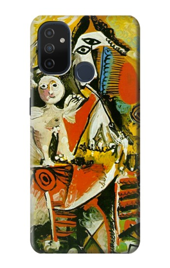 Printed Picasso Painting Cubism OnePlus Nord N100 Case