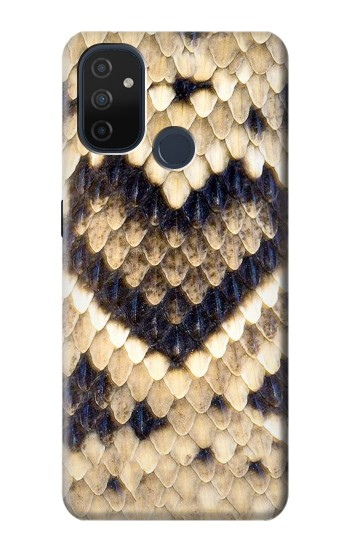 Printed Diamond Rattle Snake Graphic Print OnePlus Nord N100 Case