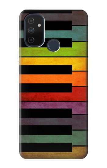 Printed Colorful Piano OnePlus Nord N100 Case