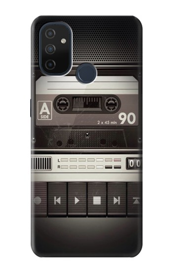 Printed Vintage Cassette Player OnePlus Nord N100 Case