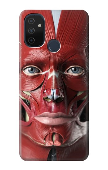 Printed Anatomy of The Face OnePlus Nord N100 Case