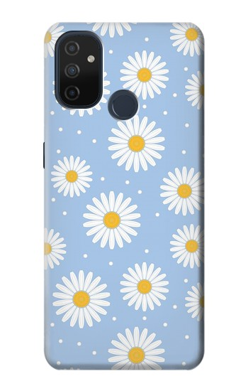 Printed Daisy Flowers Pattern OnePlus Nord N100 Case