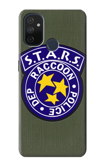 Printed Resident Evil Star Badge Chris Outfit OnePlus Nord N100 Case