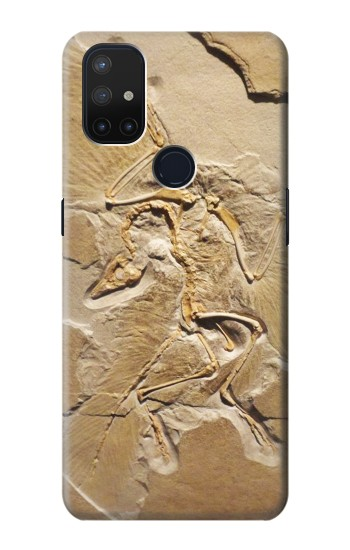 Printed Dinosaur Fossil OnePlus Nord N10 5G Case
