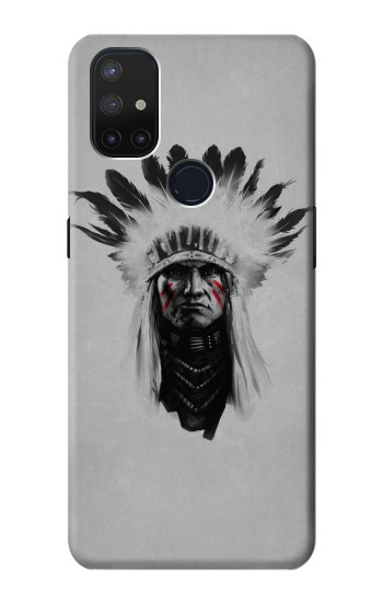 Printed Indian Chief OnePlus Nord N10 5G Case
