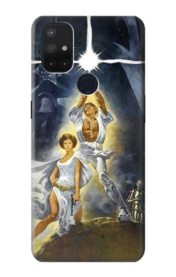 Printed New Hope OnePlus Nord N10 5G Case