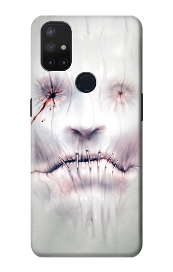 Printed Horror Face OnePlus Nord N10 5G Case