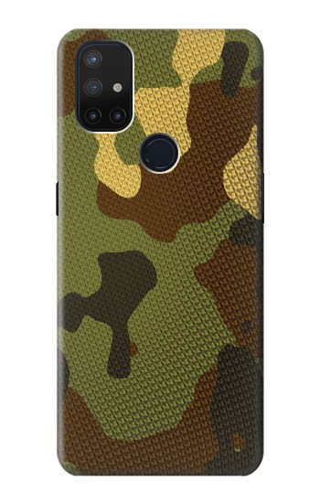 Printed Camo Camouflage Graphic Printed OnePlus Nord N10 5G Case