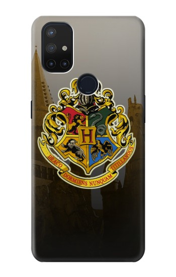 Printed Hogwarts School of Witchcraft and Wizardry OnePlus Nord N10 5G Case