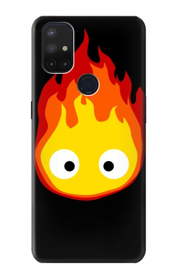Printed Calcifer Fire OnePlus Nord N10 5G Case