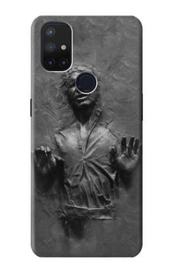 Printed Han Solo Frozen in Carbonite OnePlus Nord N10 5G Case
