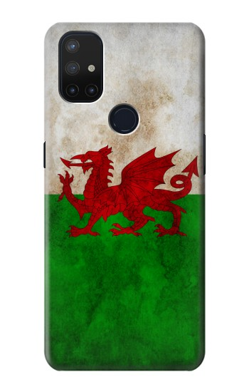Printed Wales Red Dragon Flag OnePlus Nord N10 5G Case