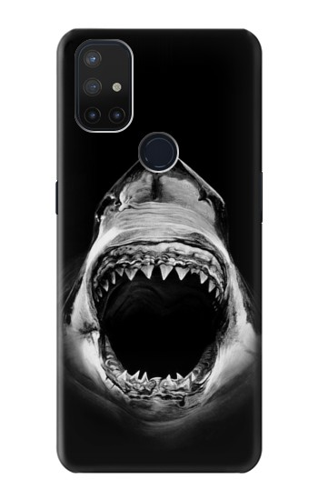 Printed Great White Shark OnePlus Nord N10 5G Case