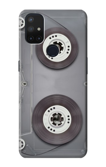 Printed Cassette Tape OnePlus Nord N10 5G Case