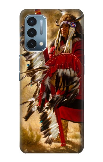 Printed Red Indian OnePlus Nord N200 5G Case