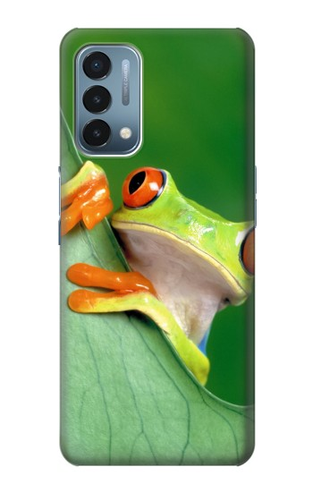 Printed Little Frog OnePlus Nord N200 5G Case