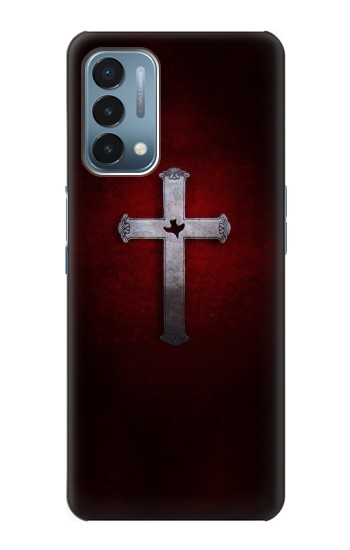Printed Christian Cross OnePlus Nord N200 5G Case