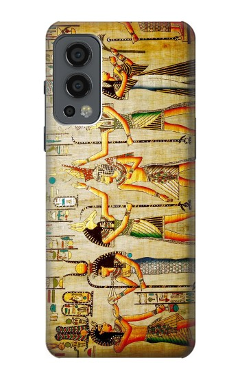 Printed Egypt Wall Art OnePlus Nord 2 5G Case