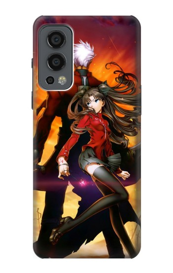 Printed Fate Stay Night Archer Tohsaka Rin Unlimited Blade Works OnePlus Nord 2 5G Case