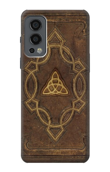 Printed Spell Book Cover OnePlus Nord 2 5G Case