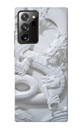 Printed Dragon Carving Samsung Galaxy Note 20 Ultra Case