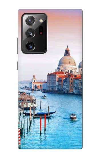 Printed Beauty of Venice Italy Samsung Galaxy Note 20 Ultra Case