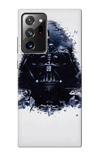 Printed Darth Vader Samsung Galaxy Note 20 Ultra Case