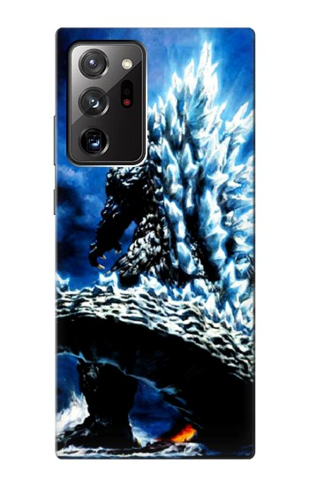 Printed Godzilla Giant Monster Samsung Galaxy Note 20 Ultra Case