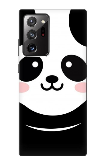 Printed Cute Panda Cartoon Samsung Galaxy Note 20 Ultra Case