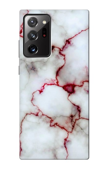Printed Bloody Marble Samsung Galaxy Note 20 Ultra Case